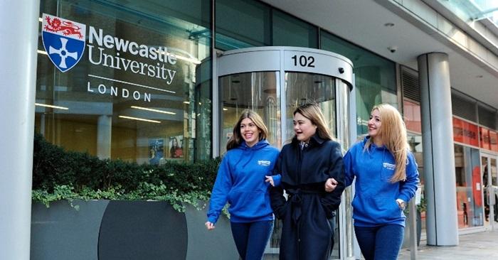 Newcastle University London Scholarship image
