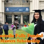 Australia Fully Funded Masters Scholarship image
