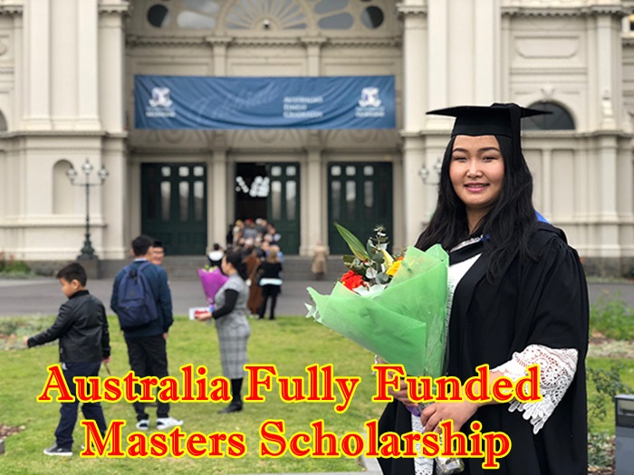 Apply for Australia Fully Funded Masters Scholarship Program