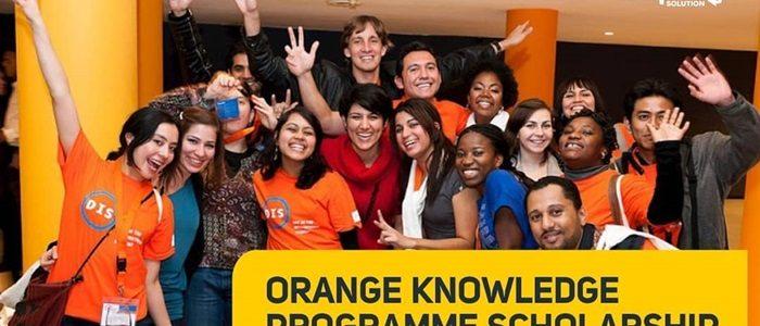 Orange Knowledge Scholarship image