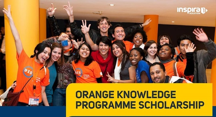 Orange Knowledge Scholarship image