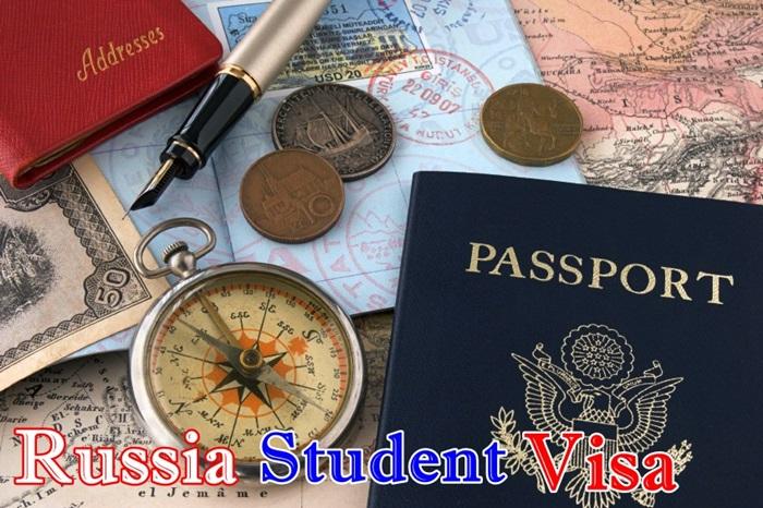 Russia Student visa