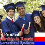 Scholarship in Russia for International Students image