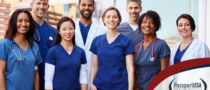 work as a nurse in America image