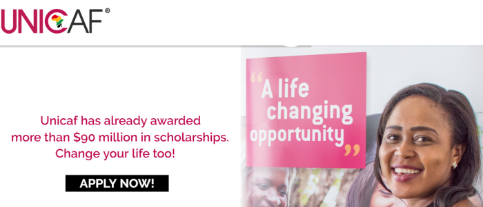 UNICAF Scholarships: Learn How to Apply and Documentary Requirements