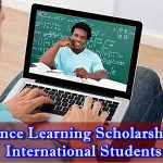 Distance Learning Scholarship image