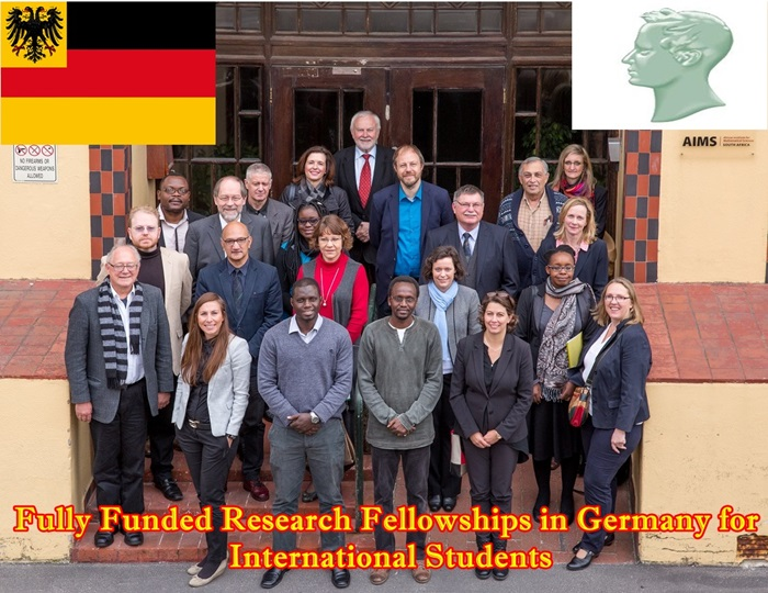 Research Fellowships in Germany image