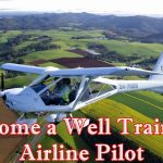 Become a well trained airline pilot image
