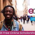 EdX Free Online Scholarships Courses image