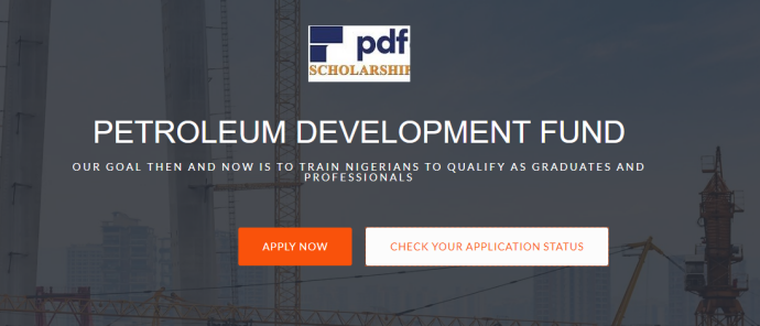 Image of Petroleum Development Fund Scholarship