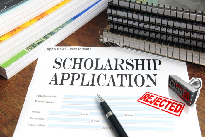 Possible Reasons Why Your Scholarship Applications Are Rejected