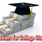 Loans For College Students image
