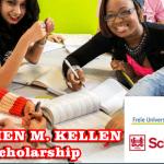 STEPHEN M. KELLEN Scholarship image