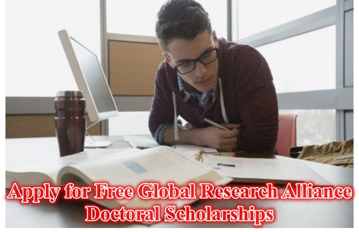 Global Research Alliance Doctoral Scholarships image