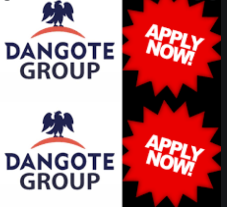 Dangote Group Recruitment