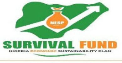 www.survivalfund.gov.ng Portal | Apply For Survival Fund Now