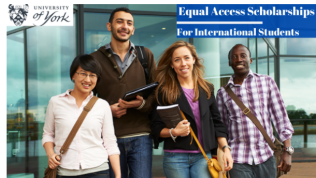 Equal Access Scholarships