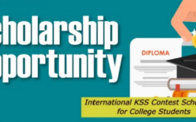 International KSS Contest Scholarship for College Students