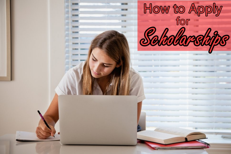 how to apply for free scholarships-image