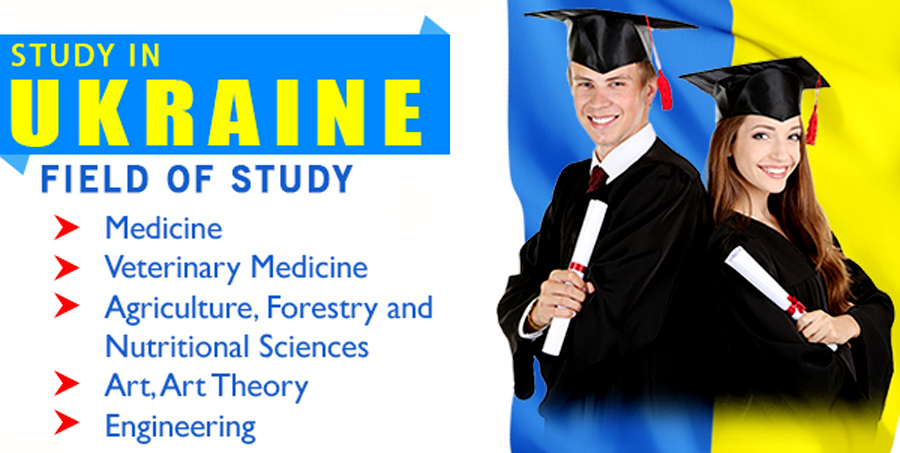Steps To Obtain Ukraine Study Visa