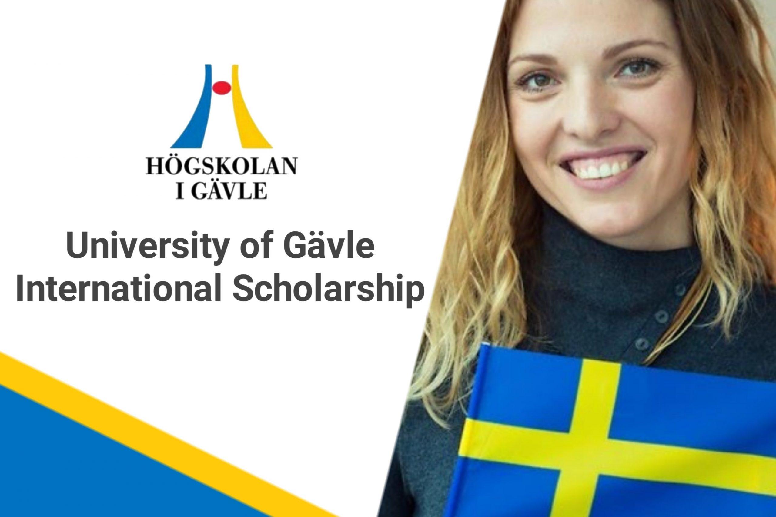 University of Gävle International Scholarship