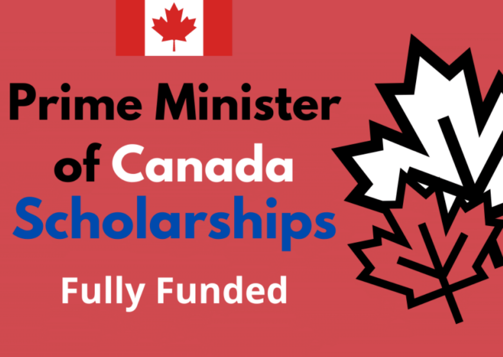 Prime Minister of Canada Scholarships