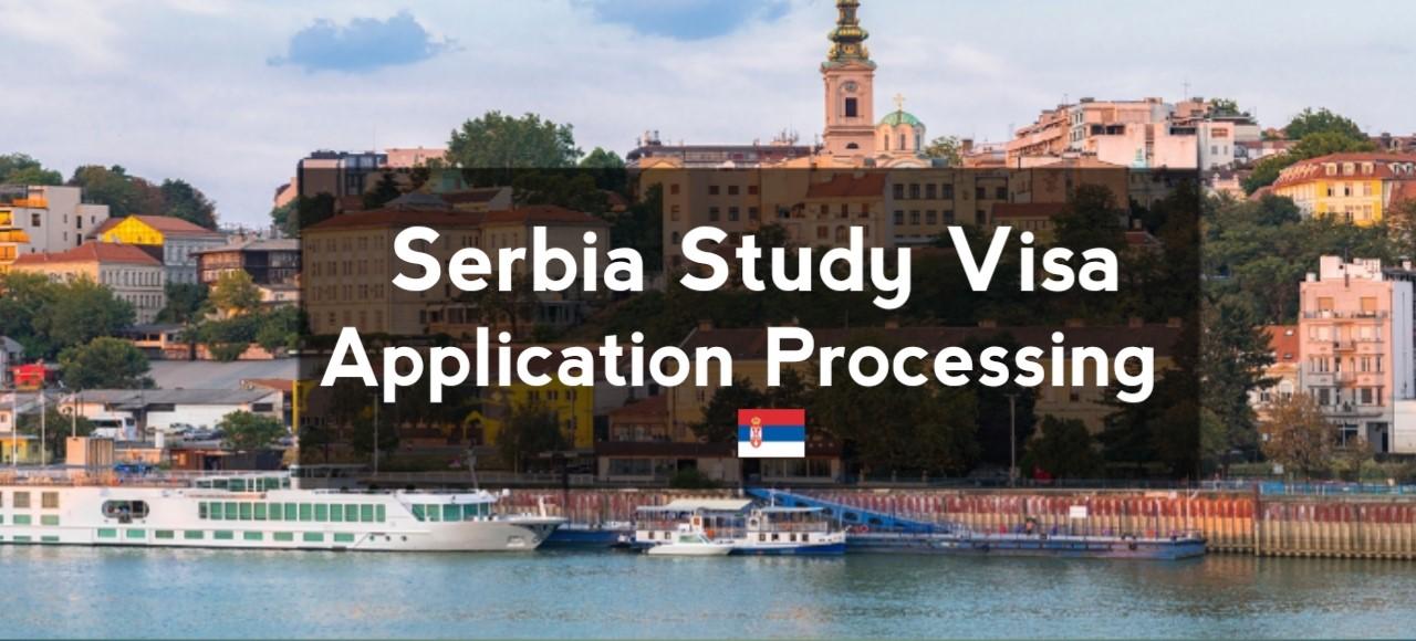 Serbia Online Study Visa Application