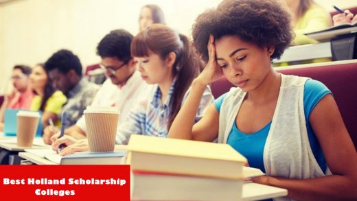 Best Holland Scholarship Colleges