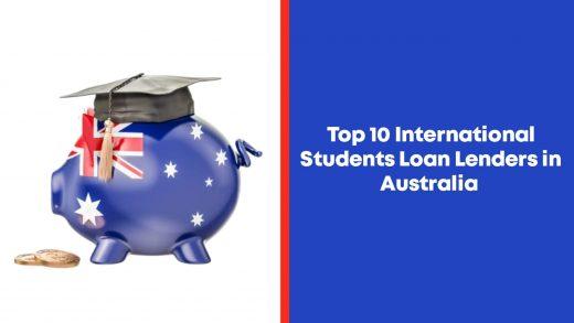 Students Loan Lenders in Australia