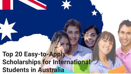 Easy to Apply Australia Scholarships for International Students