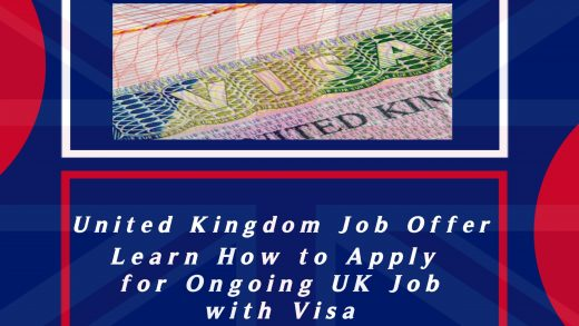 United Kingdom Job Offer Visas